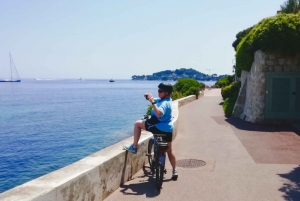 Nice: Bay of Villefranche 5-Hour Electric Bike Tour