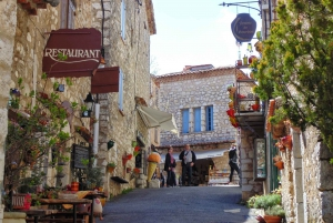 Nice: Countryside Tour with Grasse