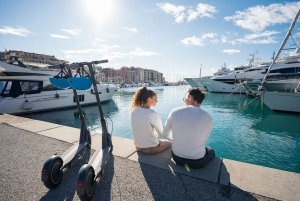 Nice: Electric Scooter Rental
