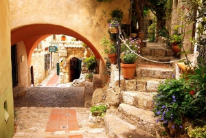 Nice: Full Day Tour of Eze and Monaco