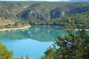 Nice: Gorges of Verdon and Fields of Lavender Tour