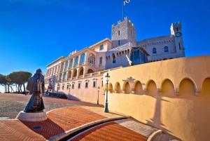 Nice: Guided Monte-Carlo Tour