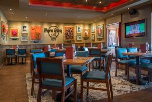 Nice: Hard Rock Café Skip-the-Line Meal