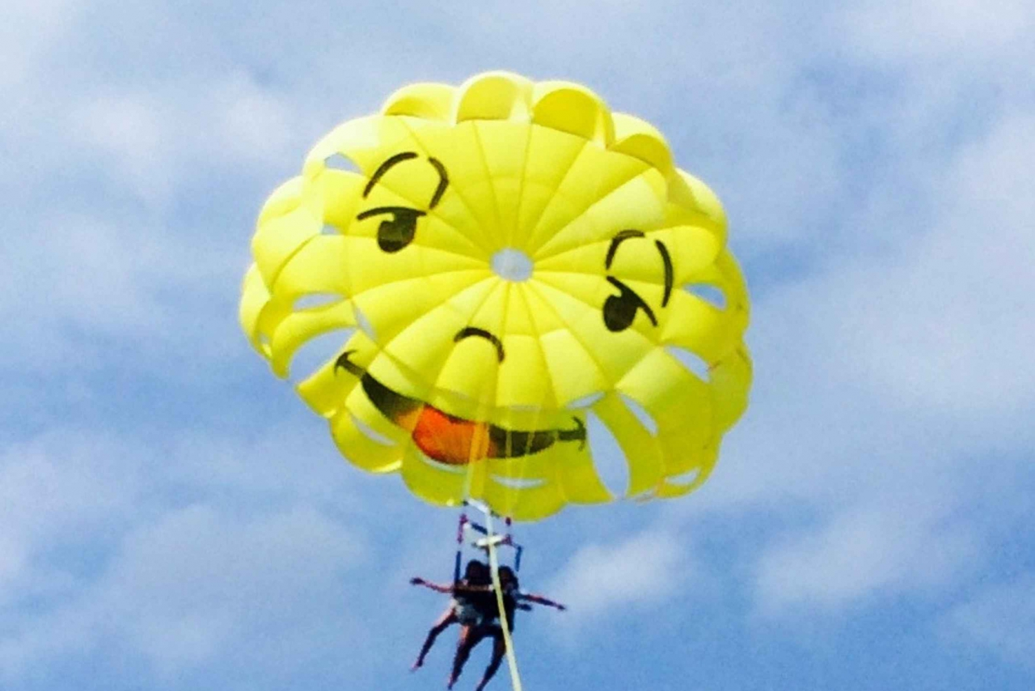 Nice: Parasailing on the French Riviera