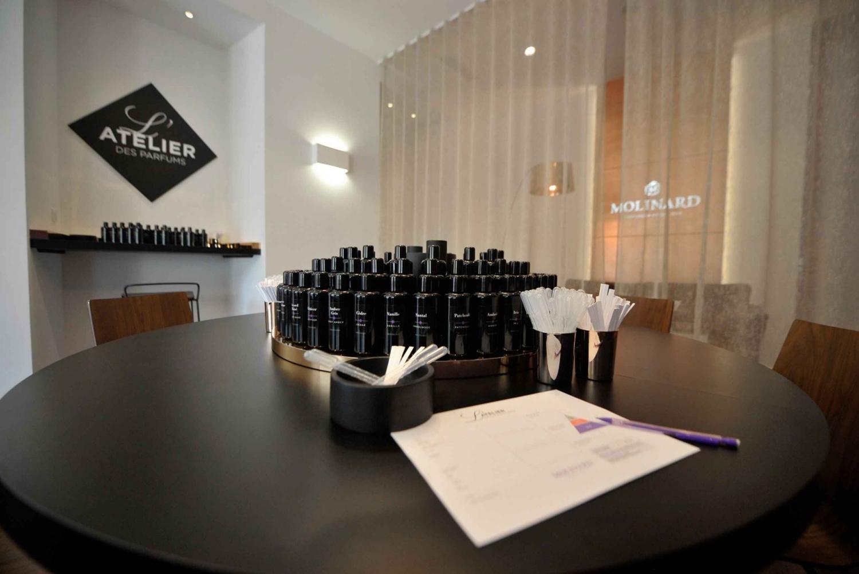 Nice: Perfume Creation Workshop