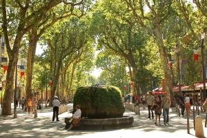 Nice: Private 8-Hour Aix En Provence and Wine Tasting
