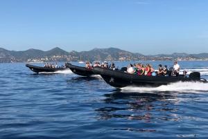 Nice: Small Group Sunset Cruise to Cap Ferrat