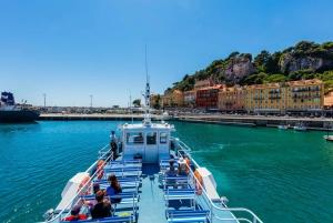 Nice to Monaco Round-Trip Ferry Tickets