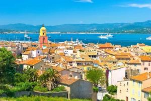 Nice to Saint-Tropez and Port Grimaud Tour