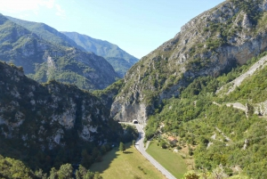 Nice: Train Experience Through The Alps and Baroque Route