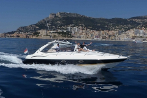 Private 3-Hour Boat Cruise from Monaco, Nice or Beaulieu