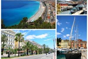 Private Côte d'Azur shore Excursions From Ville Franche