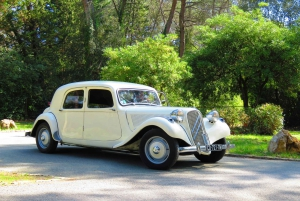 Private Half-Day Tour of the French Riviera in a Vintage Car