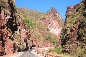 Private Tour to the Fabulous Red Gorges and Entrevaux
