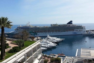 Private Tours - Shore Excursions French Riviera
