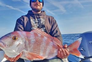 Saint-Laurent-du-Var: 4-Hour Fishing Trip