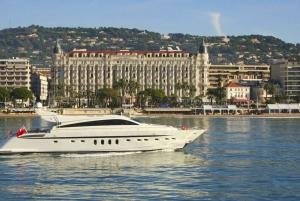 Saint Paul de Vence, Antibes, and Cannes from Nice