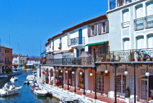 Saint Tropez Full-Day Tour from Nice