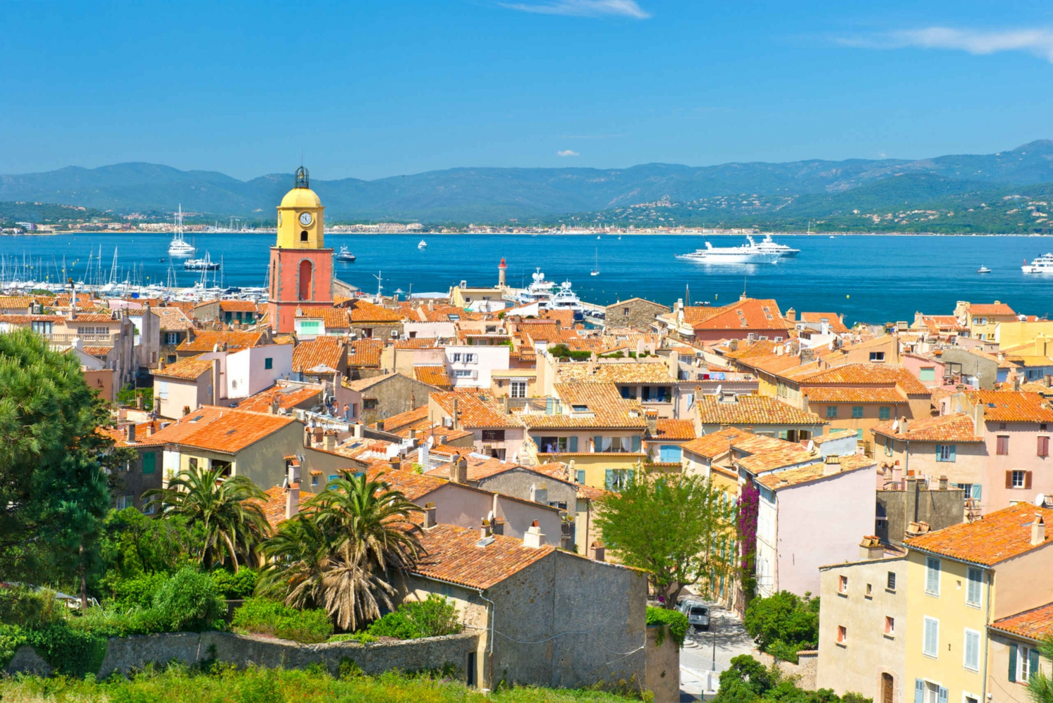 Saint Tropez Full-Day Trip from Cannes
