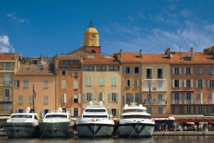Saint Tropez Round-Trip Boat Transfer from Cannes