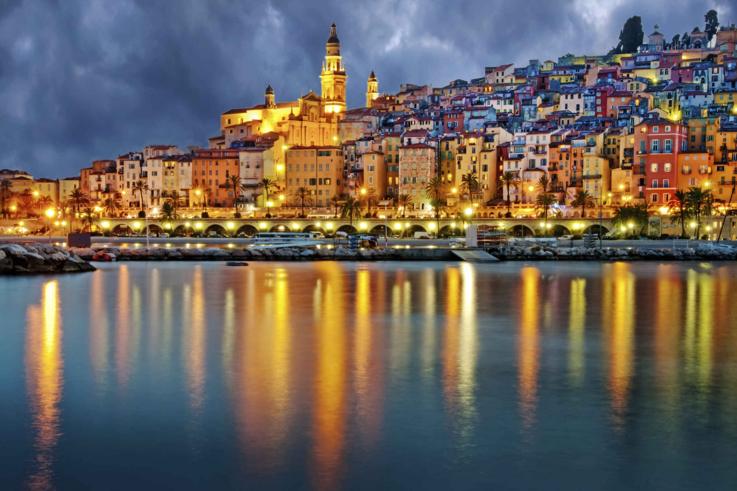 San Remo Italian Markets and Menton Full-Day Tour from Nice
