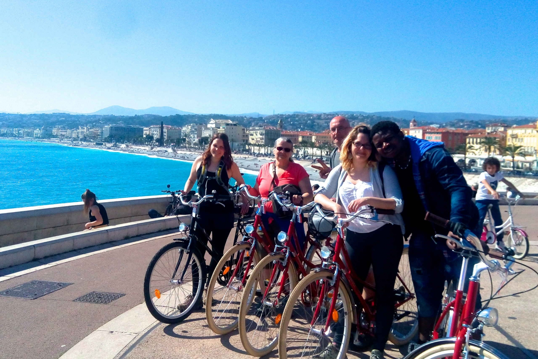 The Essential Nice 3-Hour Bike Tour