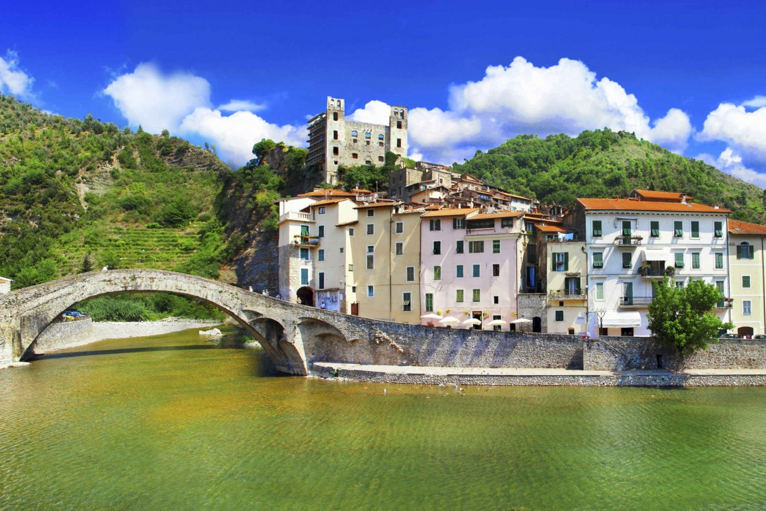 The Italian Riviera: Full-Day Tour from Cannes
