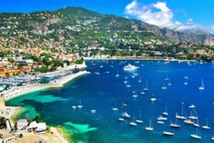 Ville Franche: Private 5-Hour Sightseeing Tour