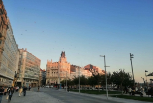A Coruña: Tour of the Old and New City