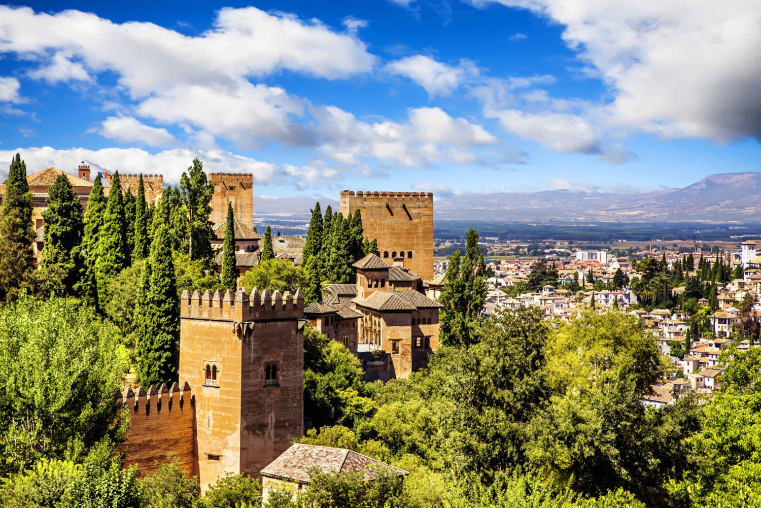 All of Spain: 14 Day Round Trip Tour from Madrid