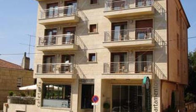 Apartamentos Trisquel Sanxenxo