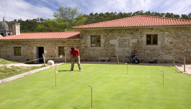 Barbanza (Boiro) Golf