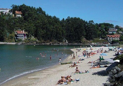 0862ebce558ef Camping Bayona Playa in Galicia