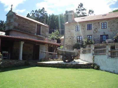 casa de verdes turismo rural hotel cabana de berga in galicia | my