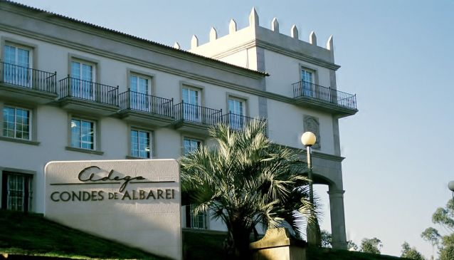 Condes de Albarei