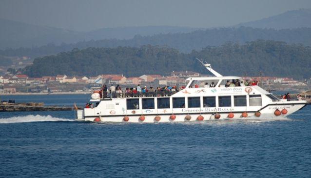 Cruceros Rías Baixas
