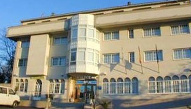 El San Vicente Hotel