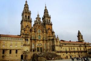 From Porto: Santiago de Compostela Full Day Tour