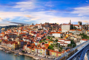 Full-Day Tour to Porto from Santiago de Compostela