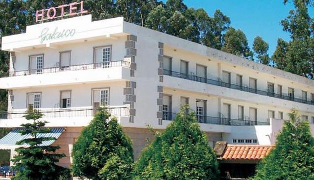 Galaico Hotel Sanxenxo