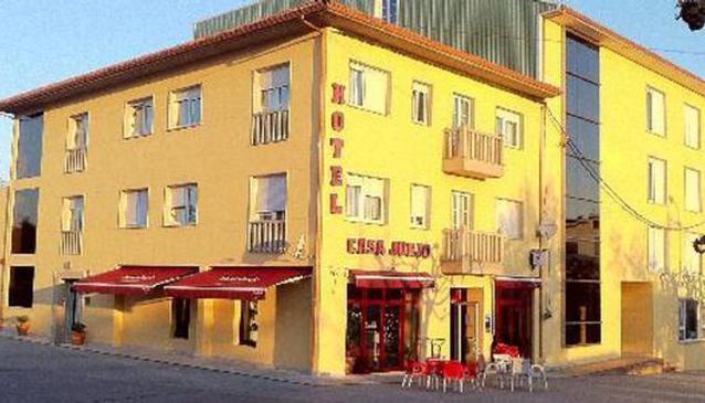 Hotel Casa Jurjo Mazaricos