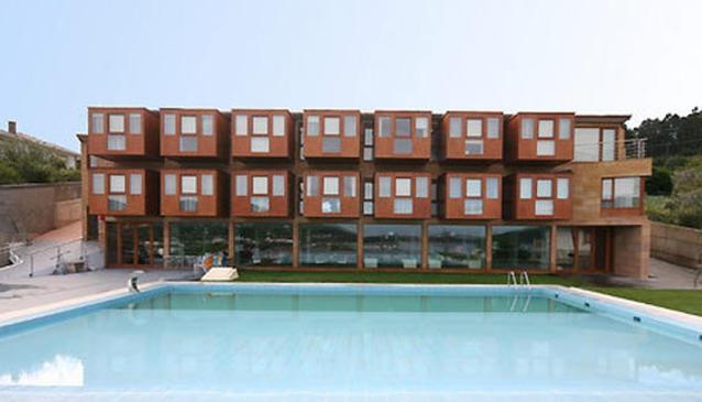 Hotel Herbeira Cedeira