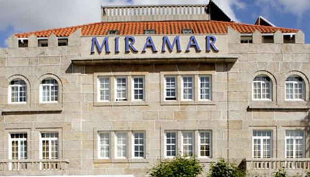 Hotel Miramar Baiona
