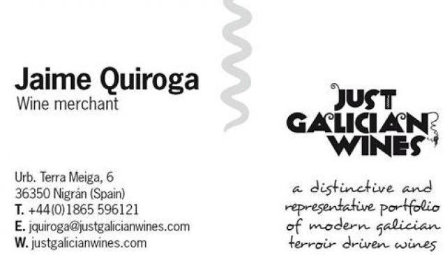 Just Galician Wines