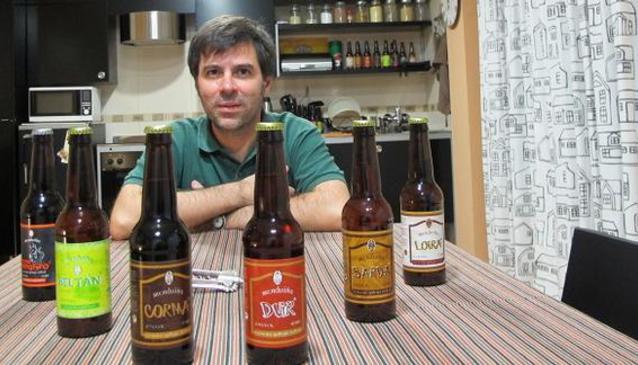 Menduiña Brewery