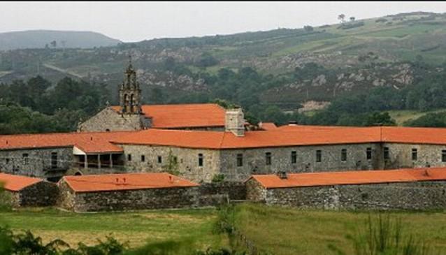 Monasterio Aciveiro (Pousadas de Compostela)