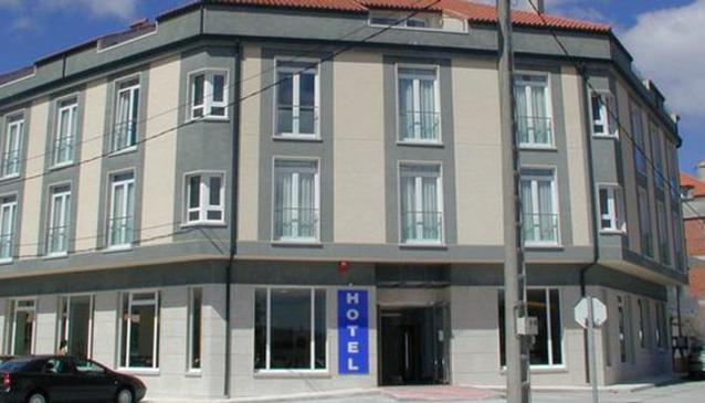Playa Langosteira Hotel