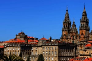 Porto: Day Trip to Santiago de Compostela