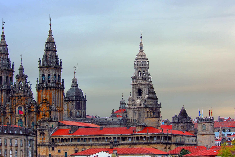 Private Santiago de Compostela Downtown Tour