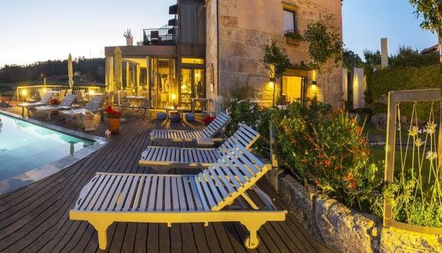 Quinta de San Amaro Hotel Meano